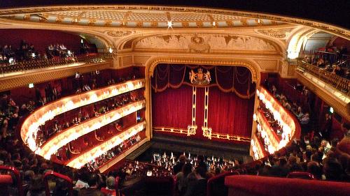 ロイヤル・オペラ・ハウス Royal Opera House
