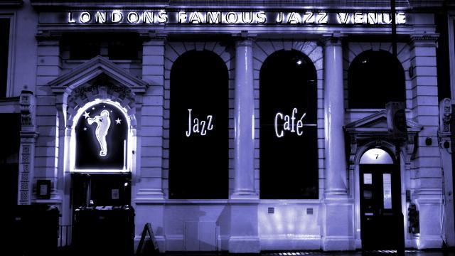 ジャズ・カフェ Jazz Cafe