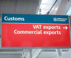 税関/VATカウンター