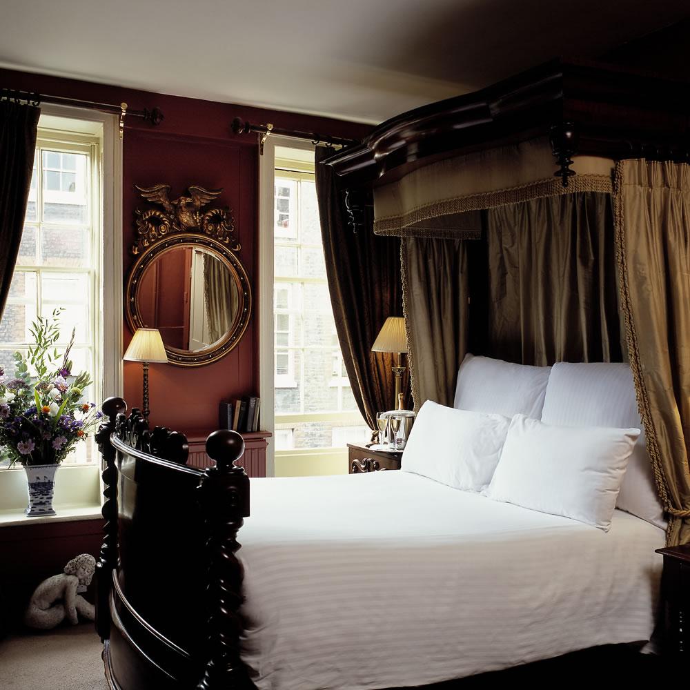 ハズリッツ・ホテル Hazlitt's Hotel