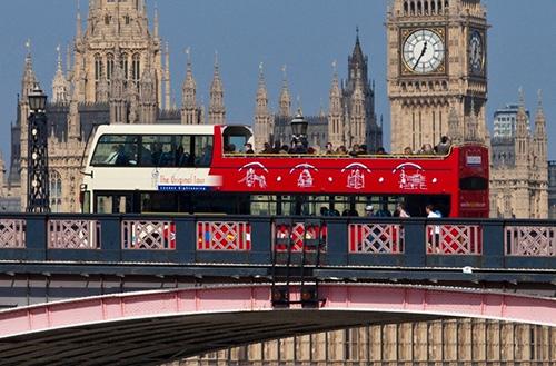 オリジナル・ロンドン・サイトシーイング・ツアー The Original London Sightseeing Tour