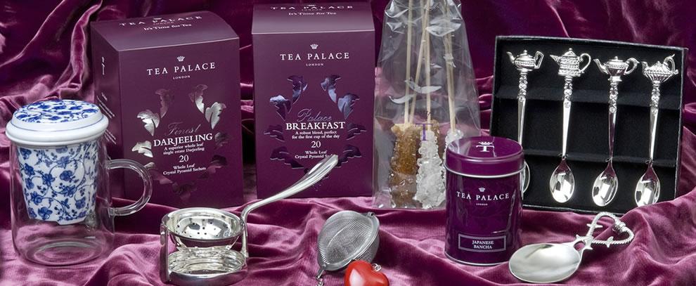 ティー・パレス Tea Palace