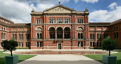 ヴィクトリア&アルバート博物館 Victoria and Albert Museum