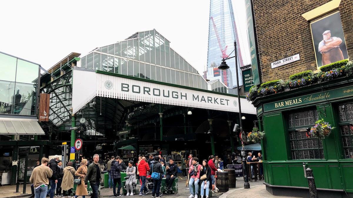 バラ・マーケット Borough Market