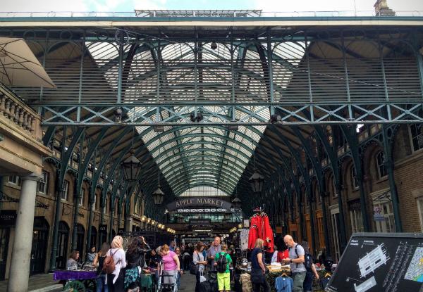 コヴェント・ガーデン・マーケット Covent Garden Market