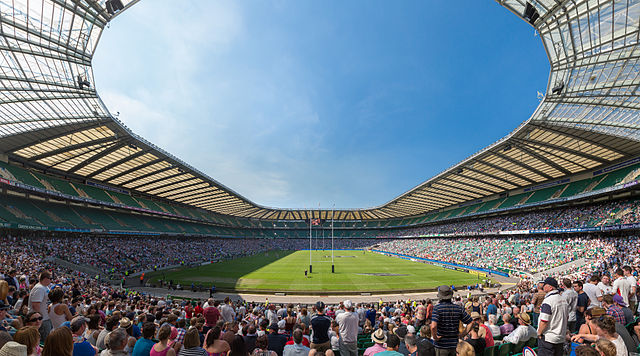 トゥイッケナム・スタジアム Twickenham Stadium