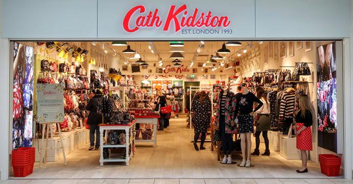 キャス・キッドソン Cath Kidston