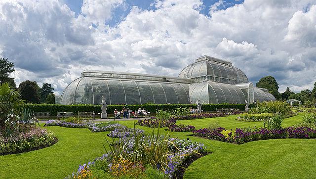 キュー・ガーデンズ Royal Botanic Gardens, Kew