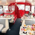アフタヌーン・ティー・バス・ツアー BB Bakery Bus Afternoon Tea Tour