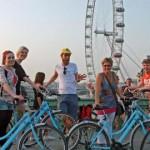 自転車で巡るロンドン市内観光ツアー London Bicycle Tour