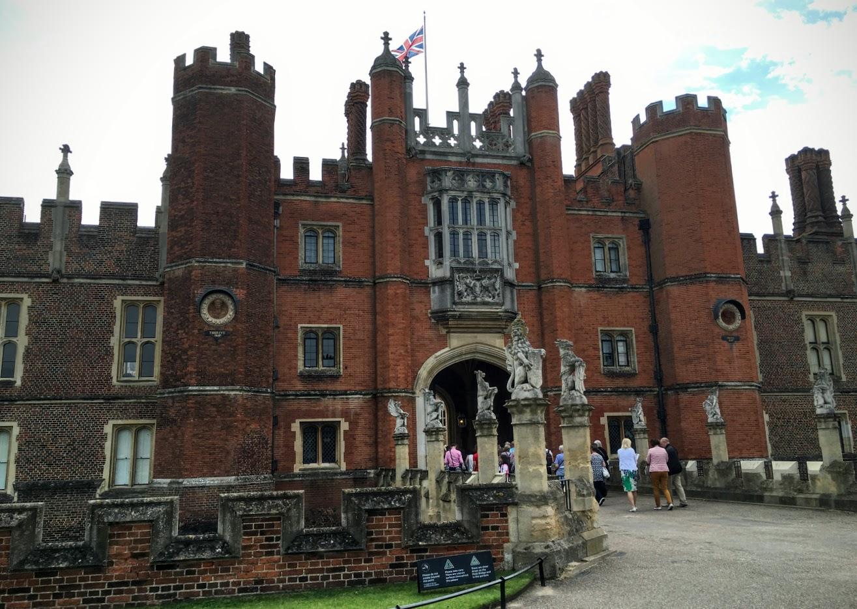 ハンプトン・コート宮殿 Hampton Court Palace
