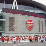 エミレーツ・スタジアム(アーセナル・スタジアム) Emirates Stadium