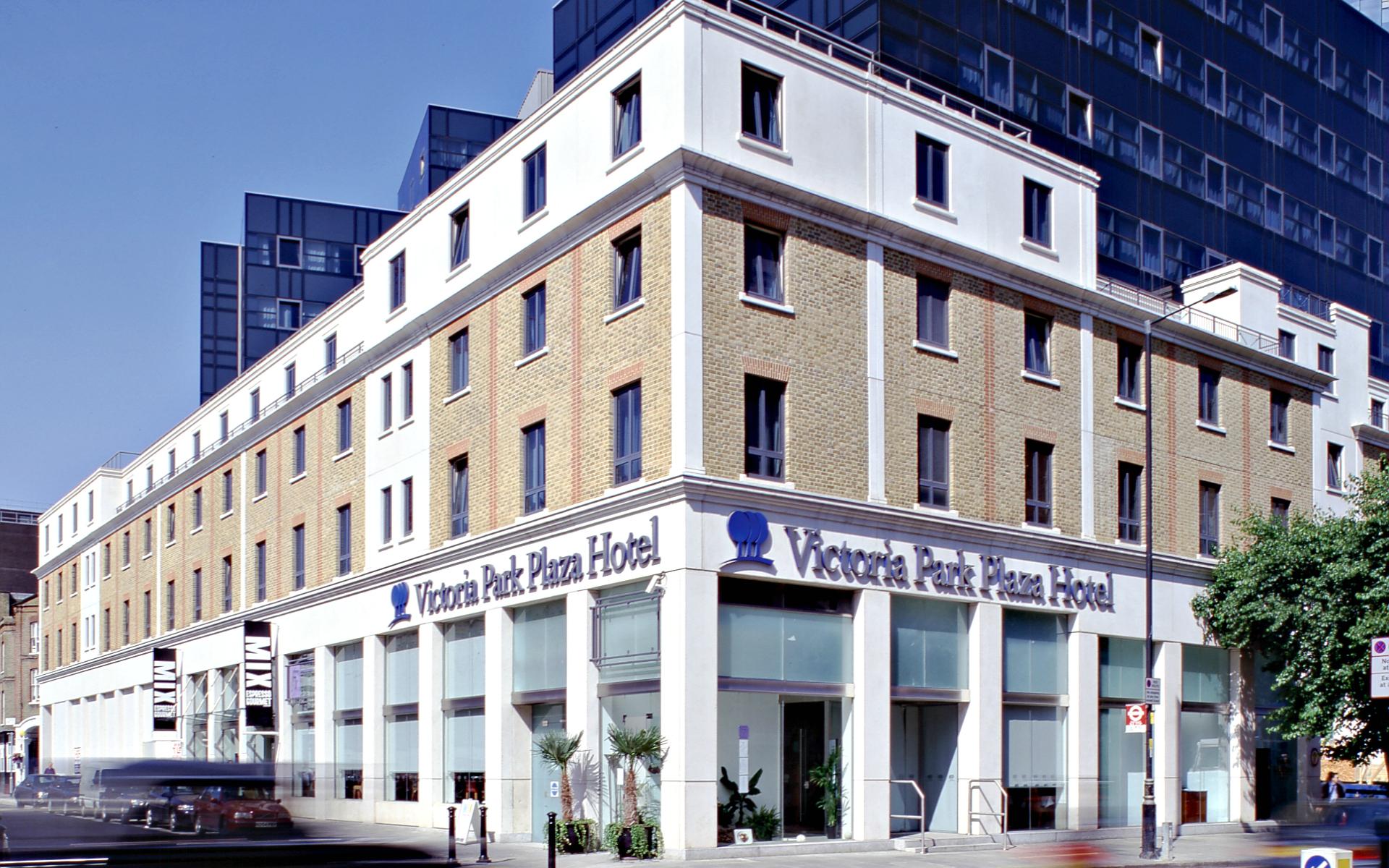 パーク・プラザ・ヴィクトリア Park Plaza Victoria London