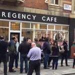 リージェンシー・カフェ Regency Cafe