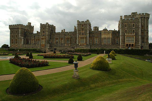 ウィンザー城 Windsor Castle