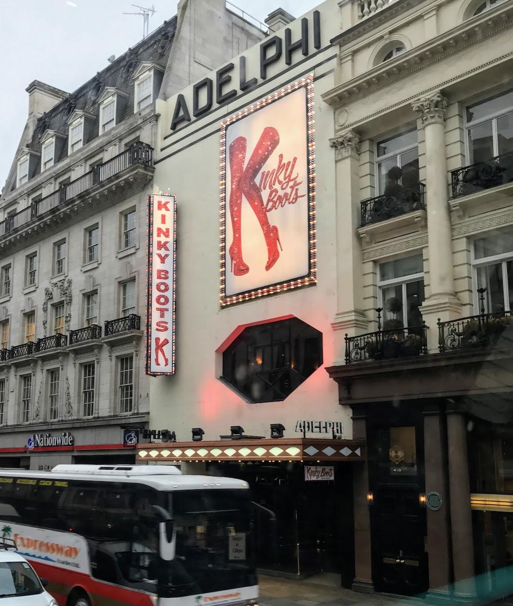 アデルフィ・シアター Adelphi Theatre