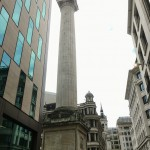 ロンドン大火記念塔 Monument to the Great Fire of London