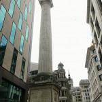 ロンドン大火記念塔 Monument to the Great Fire of London