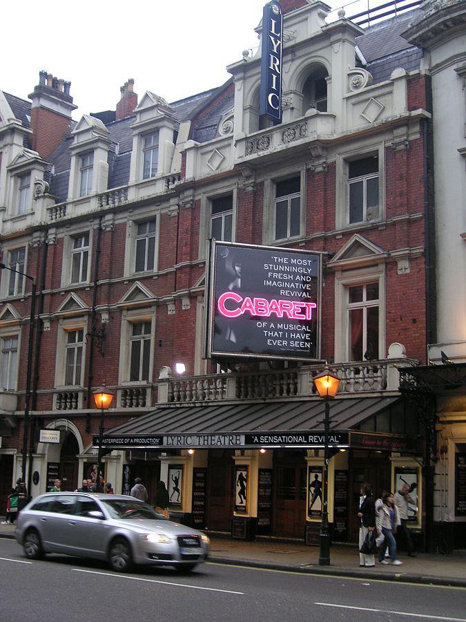 リリック・シアター Lyric Theatre