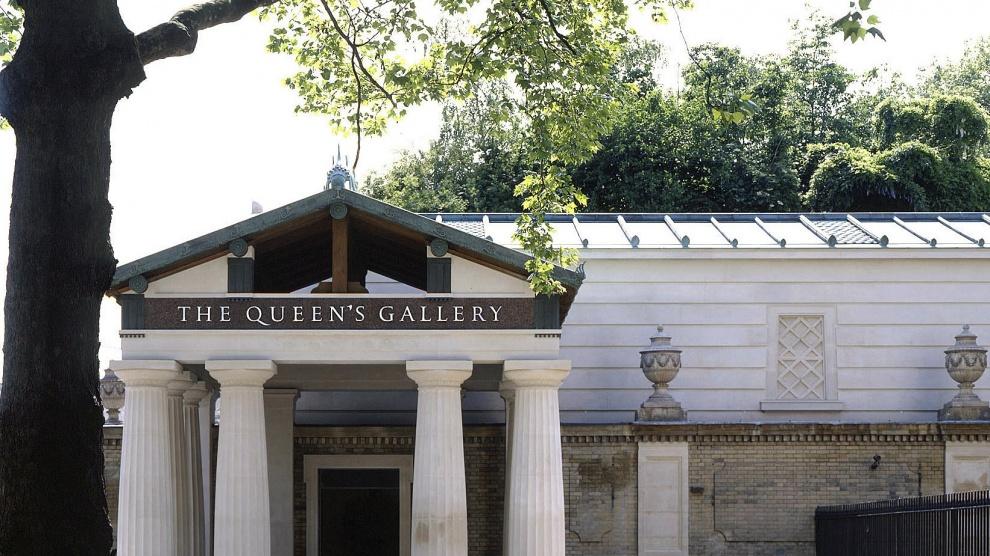 クイーンズ・ギャラリー The Queen's Gallery