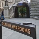 チャーチル・ウォー・ルーム Churchill War Rooms