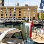 セント・キャサリン・ドック St. Katharine Docks