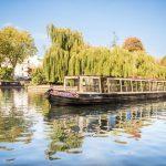 リージェンツ運河のカナルボート・クルーズ