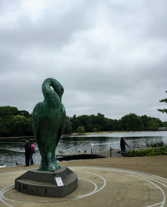 ウェリントン公爵騎馬像 (ハイド・パーク・コーナー)