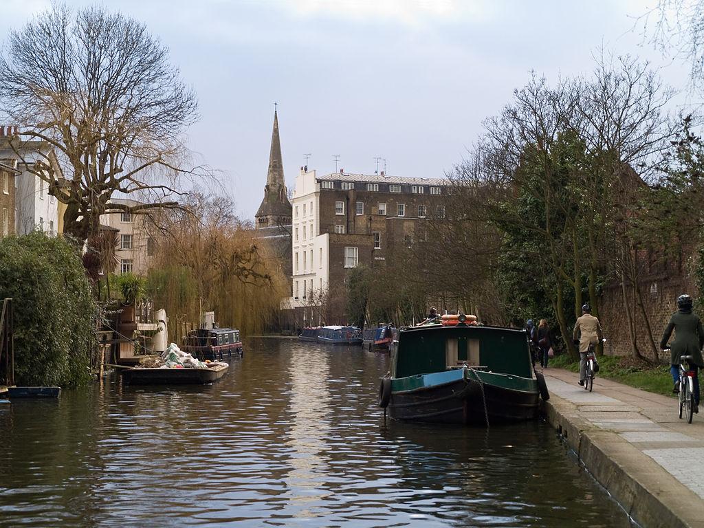 リージェンツ運河 Regent's Canal