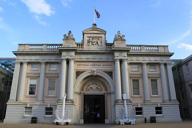 国立海洋博物館 National Maritime Museum