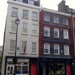 ヘンデル&ヘンドリックス博物館 Handel and Hendrix in London
