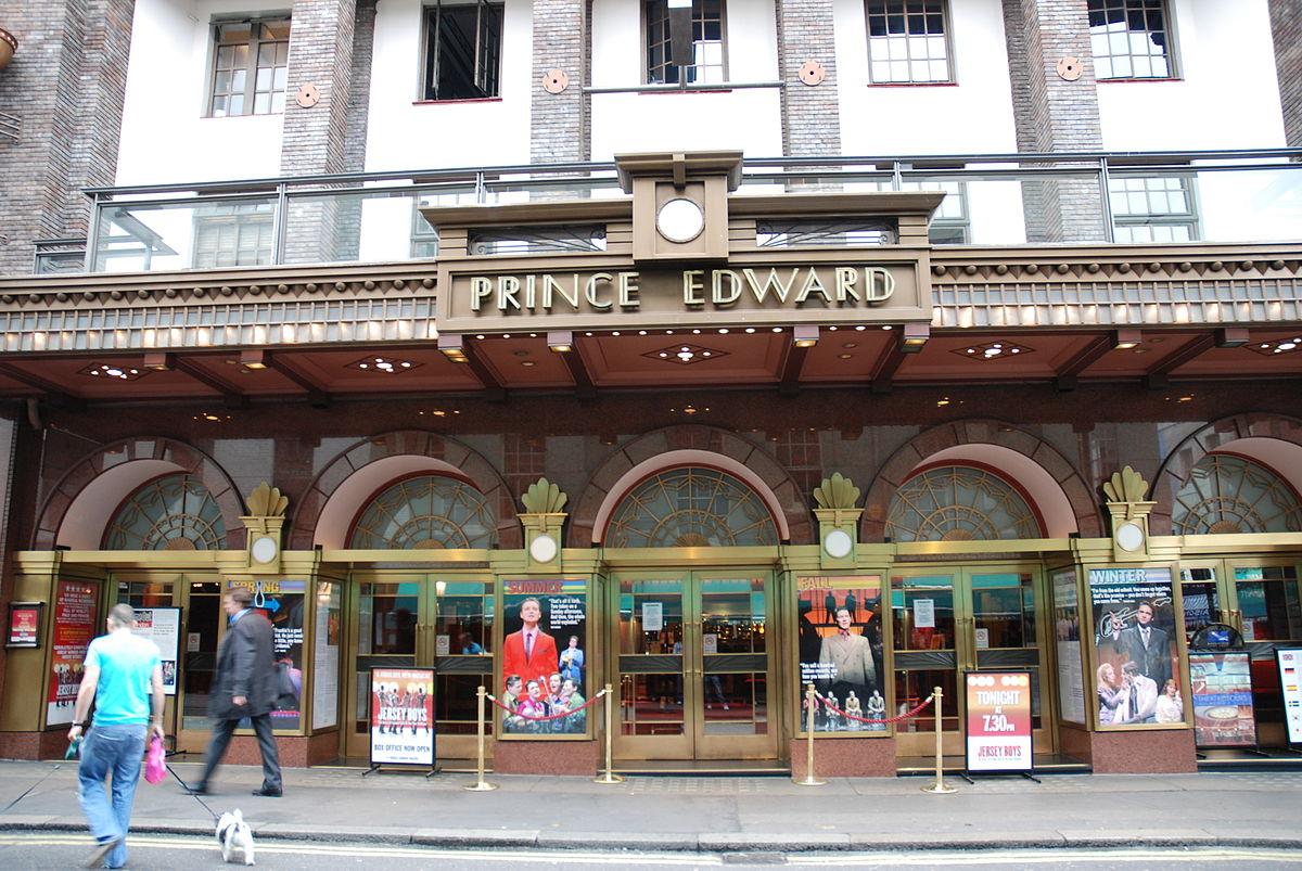 プリンス・エドワード・シアター Prince Edward Theatre