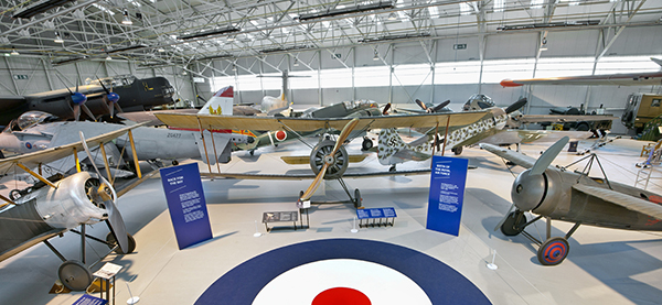 王立空軍博物館 Royal Air Force Museum