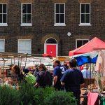バーモンジー・アンティーク・マーケット Bermondsey Antique Market