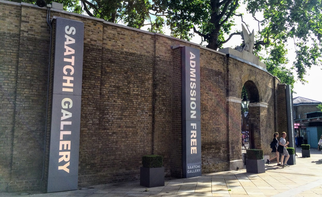 サーチ・ギャラリー Saatchi Gallery