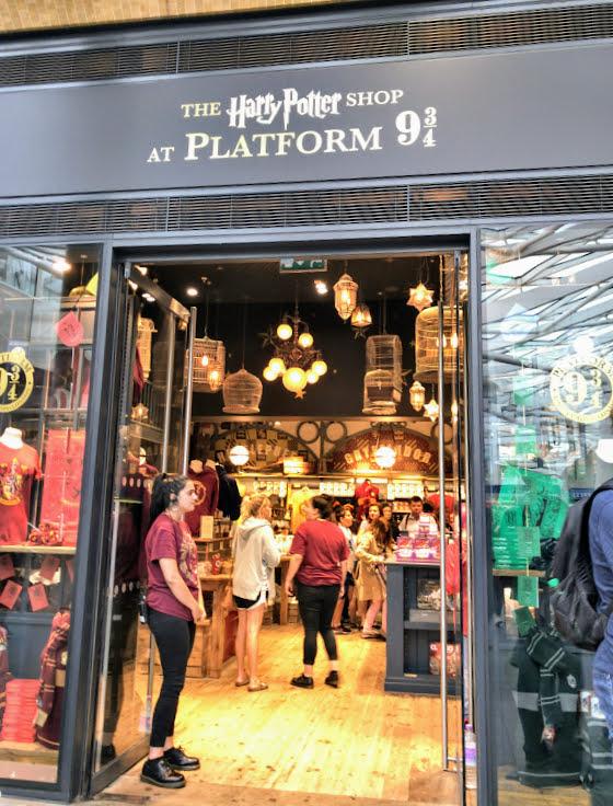 ハリー・ポッター・ショップ The Harry Potter Shop