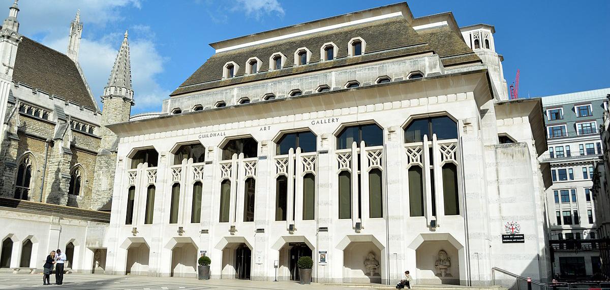 ギルドホール・アート・ギャラリー Guildhall Art Gallery
