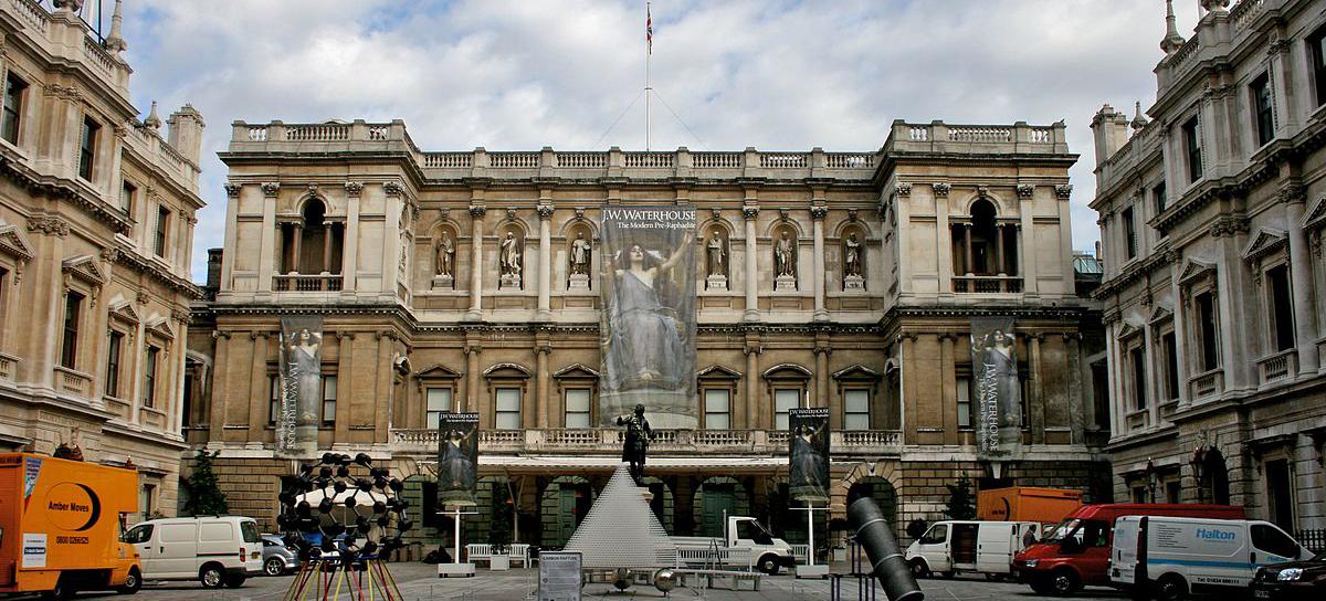 ロイヤル・アカデミー・オブ・アーツ(王立芸術院) Royal Academy of Arts