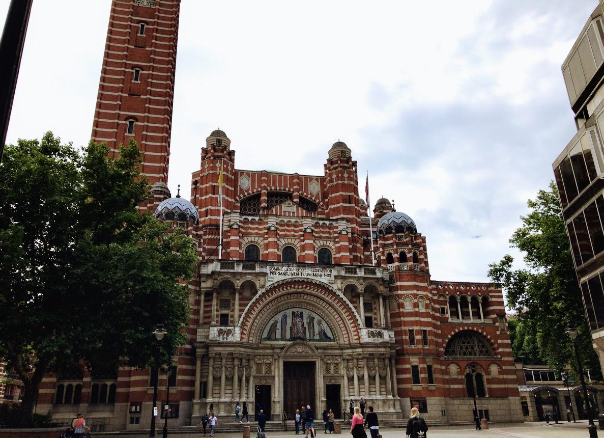 ウェストミンスター大聖堂 Westminster Cathedral