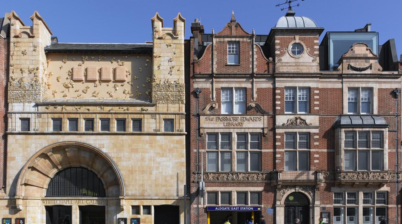 ホワイトチャペル・ギャラリー Whitechapel Gallery