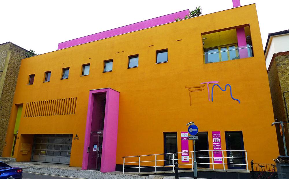 ファッション&テキスタイル・ミュージアム Fashion and Textile Museum
