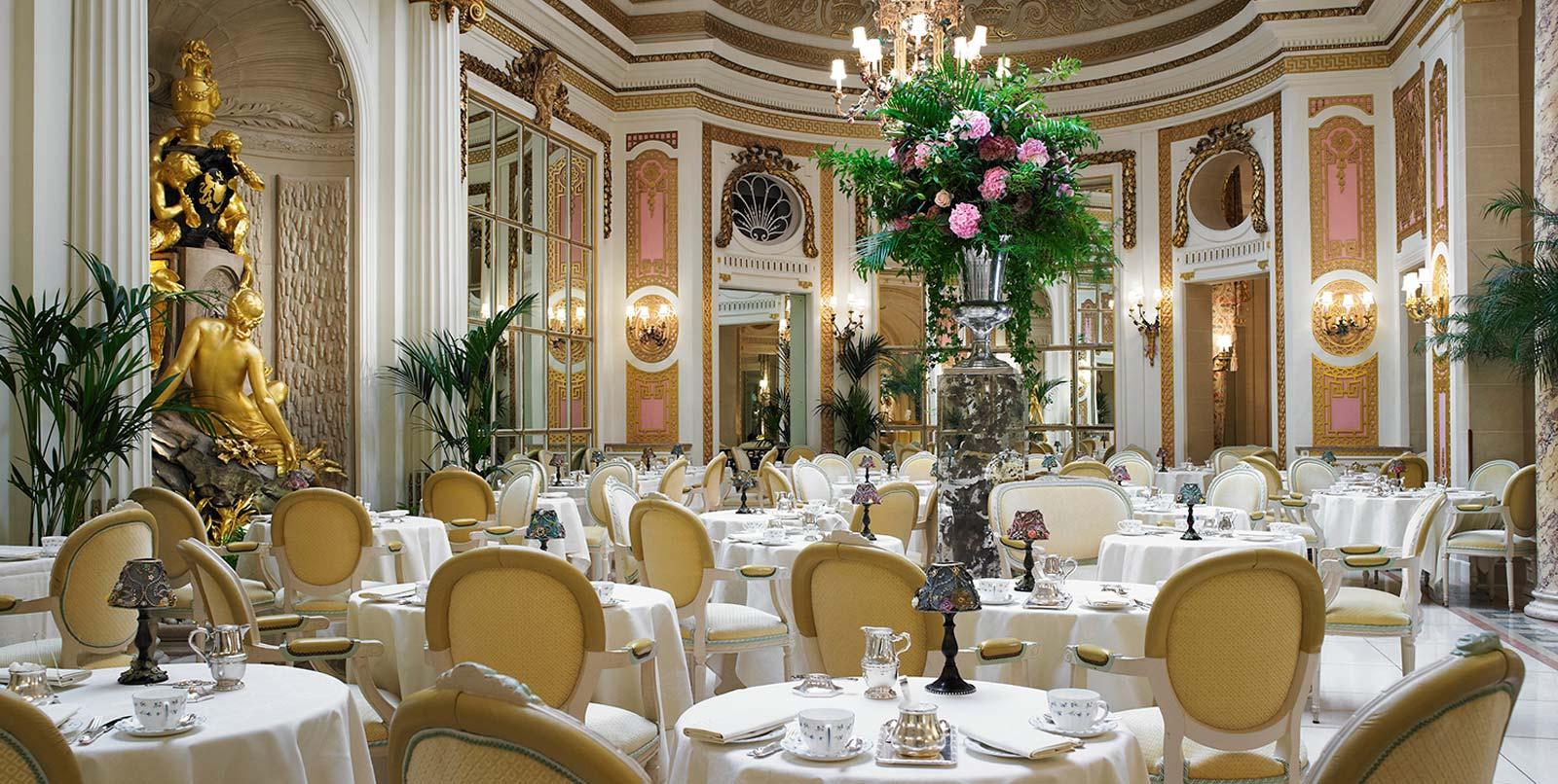 リッツ・ロンドン・パーム・コート The Ritz London The Palm Court