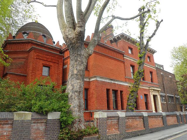 レイトン・ハウス博物館 Leighton House Museum