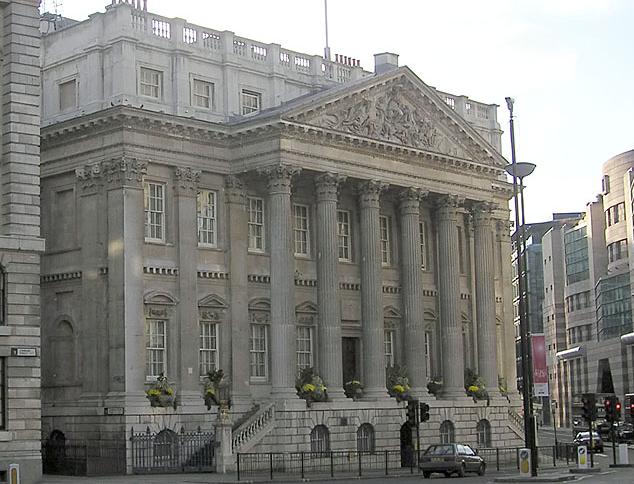 マンション・ハウス Mansion House