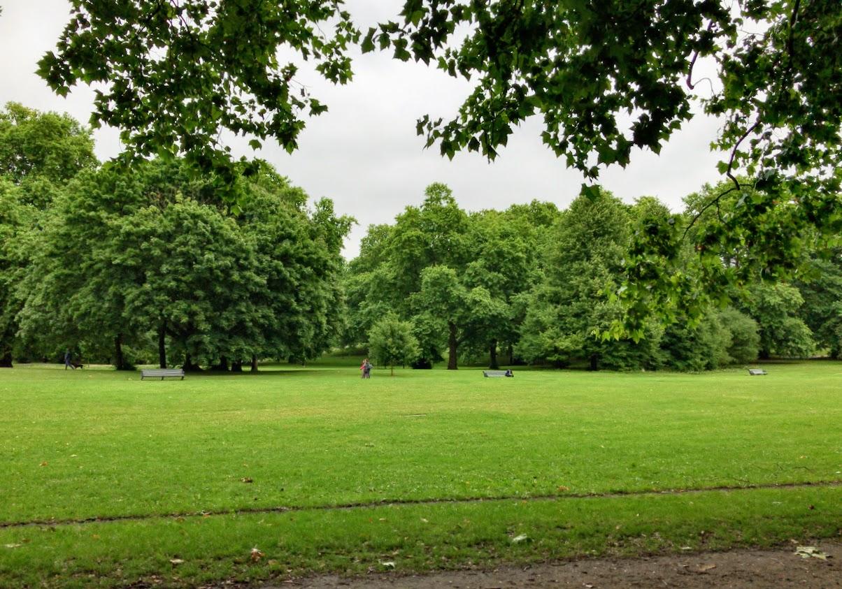 グリーン・パーク The Green Park