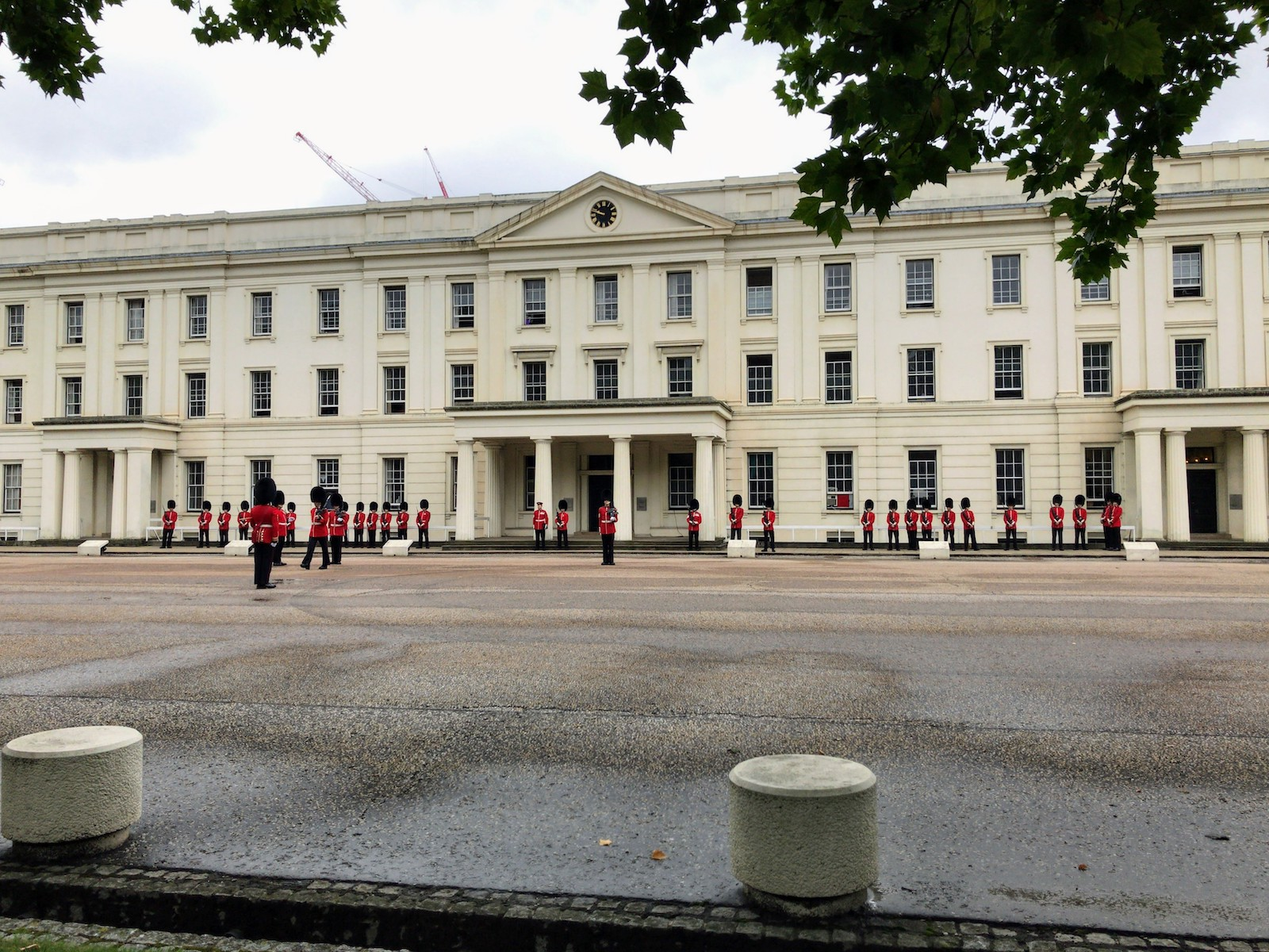 ウェリントン兵舎 Wellington Barracks – london.xyz