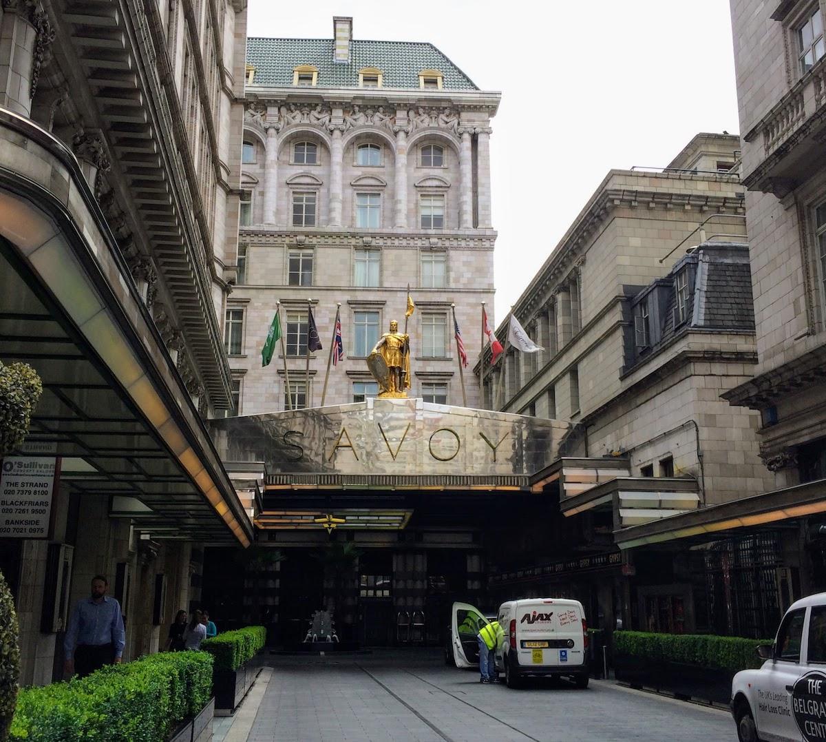 サヴォイ Hotel The Savoy