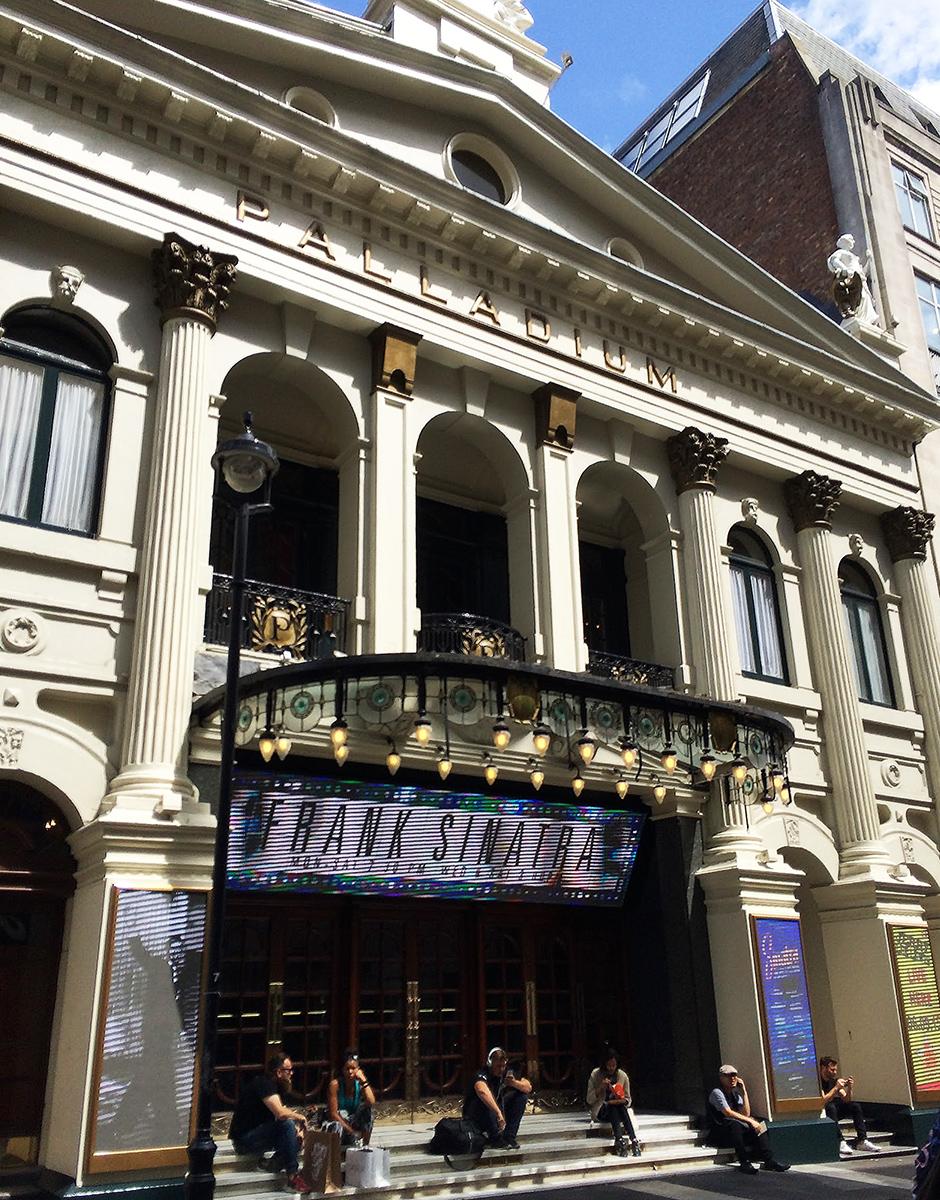 ロンドン・パラディアム The London Palladium