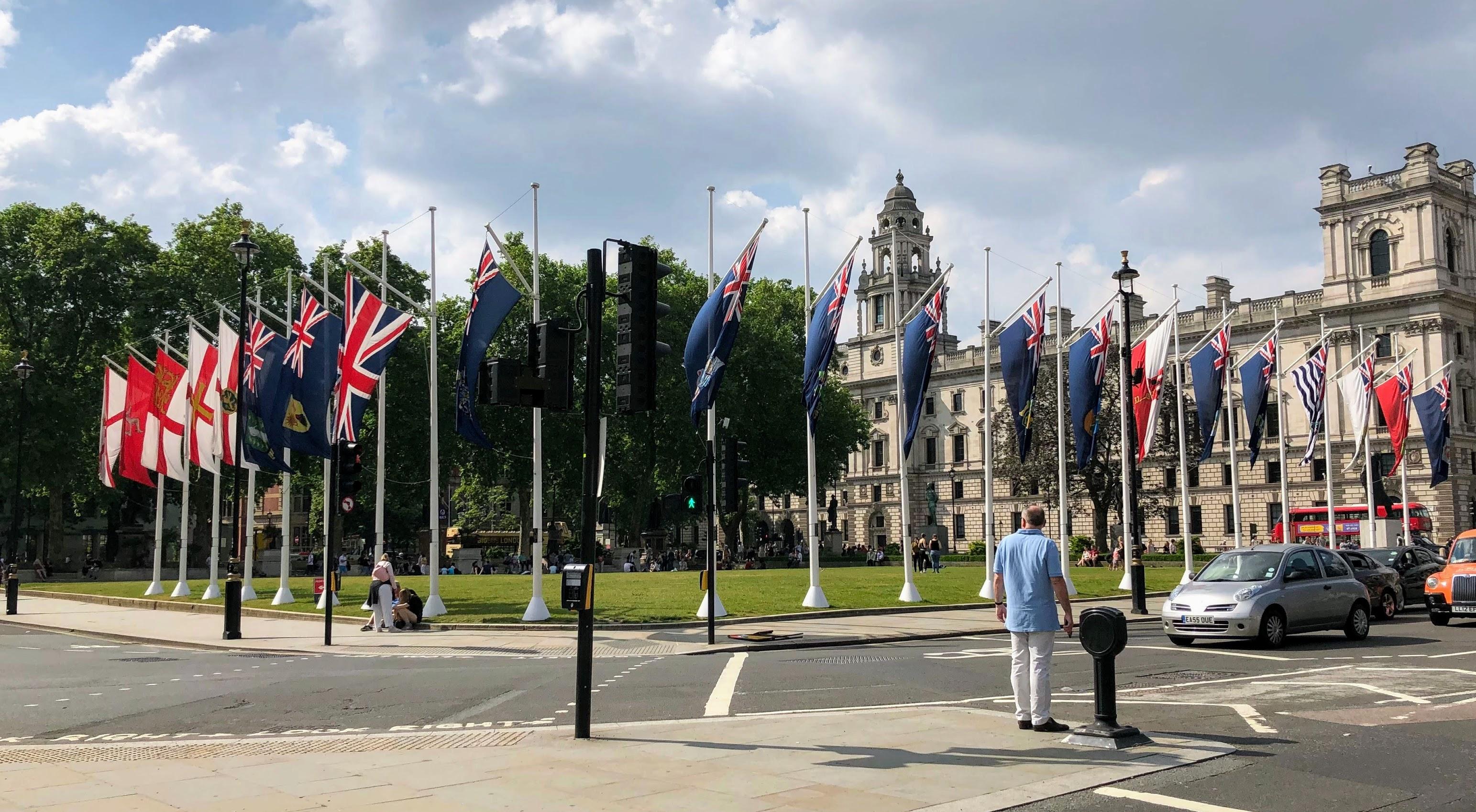 パーラメント・スクエア Parliament Square