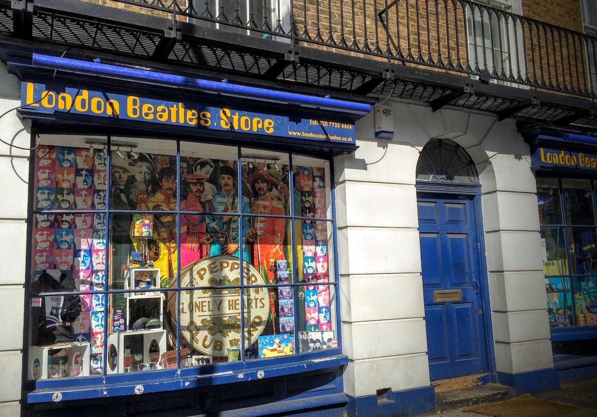ロンドン・ビートルズ・ストア London Beatles Store